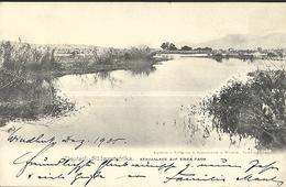 Deutsche  Südwestafrika Stauanlage Auf Einer Farm AK 1906 - Namibie