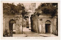 Le Quesnoy, La Porte Fauroeulx (pk48282) - Le Quesnoy