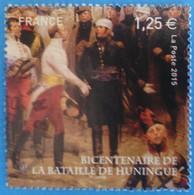 France 2015 :  Bicentenaire De La Bataille De Huningue N° 4972 Oblitéré - France