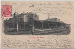 Bahnhof Herbesthal, Belebt - Lontzen