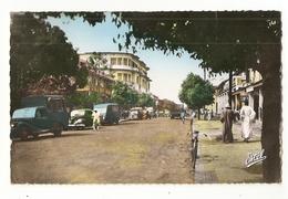 Côte D'Ivoire. Abidjan, La Rue Du Général De Gaulle (3667) - Côte-d'Ivoire