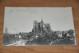 600-  Amiens Somme, Vue Generale - 1914 - Amiens