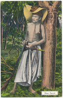 BIRMANIE - Shan Dacoït - D. A. Ahuja, Rangoon - Myanmar (Burma)