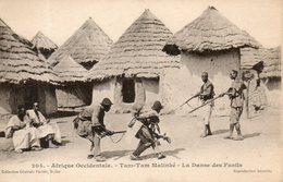 Mali. Tam-tam Malinké. La Danse Des Fusils - Mali
