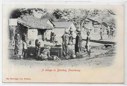 CPA Inde India Britannique Anglaise Non Circulé Type Ethnic Métier BOMBAY - India