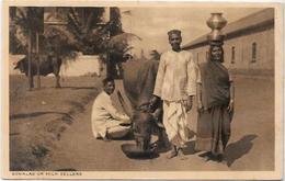 CPA Inde India Britannique Anglaise Non Circulé Type Ethnic Métier - India
