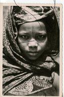 CPSM. PF. CAMEROUN. Jeune Fille FOULBE. Photo R. PAULBEAU - Cameroon