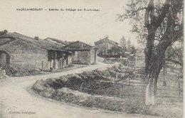 """1918  Vadelaincourt """" Entrée Du Village Par Souhesmes """" - Verdun"""