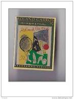 PINS TENNIS ROLAND GARROS 92  PROGRAMME OFFICIEL - Tennis