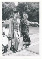 LAOS, LUANG PRABANG - Photo 8,8 X 12,5 Cm - Mariage Princier 1958 - Laos