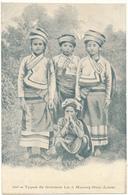 LAOS, Ethnique - Types De Femmes Lu à Muong Hou - Laos