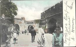 TANGIERS - Town Gates AK 1907 - Dahomey