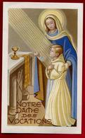 Image Pieuse Holy Card Oeuvre Pontificale Assomptionniste De Notre Dame Des Vocations - Notre Dame Des Vocations - Devotion Images