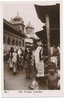 CALCUTTA - Kali Temple - India