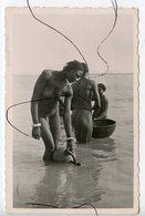 CPSM. PF. Tchad . BONGOR. Corvée D'eau Sur Le Logone. Jeunes Filles . Photo R. PAULEAU - Tchad
