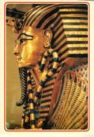 CPM EGYPTE Le Masque D'or Du Pharaon Toutânkhamon Tut Ankh Amoun égyptologie - Historical Famous People