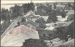 Nigeria  Lagos From Christ  Church  CPA 1908 - Nigeria