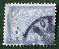 READ Cijfer 4 Ct NVPH 40 1902-1909  Gestempeld / USED NEDERLANDS INDIE / DUTCH INDIES - Nederlands-Indië