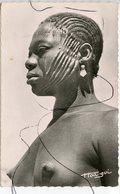 CPSM. PF. Tchad . Femme Sara . - Tchad