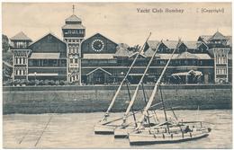 BOMBAY - Yacht Club - India