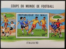 Mali Italia  '90 World Cup - Mali (1959-...)