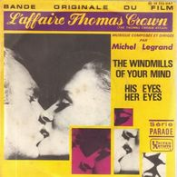 """Michel Legrand  """" L'affaire Thomas Crown """" - Soundtracks, Film Music"""