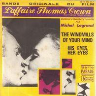 "B-O-F Michel Legrand / Steve McQueen / Faye Dunaway "" L'affaire Thomas Crown "" - Soundtracks, Film Music"