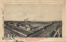 POLSKA - POLAND - CZESTOCHOWA, Wool Spinning Factory MOTTE, MEILLASSOUX & CAUILLIEZ - 1911 - Poland