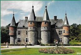 ! - Belgique - Spontin-s/Bocq (Yvoir) - Château Féodal - Façade Principale - Yvoir