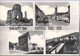 Saluti Da Castel Del Rio - Bologna - H4461 - Bologna