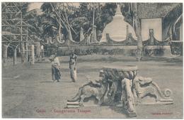 CEYLON - Galle, Gangarama Temple - Sri Lanka (Ceylon)