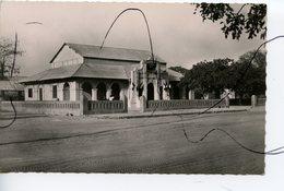 CPSM. PF. Tchad . FORT-LAMY. La Mairie.Librairie Y. BILLERET - Tchad