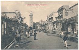 CEYLON , COLOMBO - Chatham Street - Sri Lanka (Ceylon)