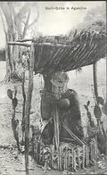 Nigeria  Stadt  - Götze  In Aguenjive  AK  1910 - Nigeria