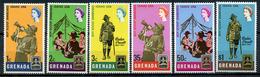 1968 - GRENADA - Mi. Nr. 255/260 - NH - (CW4755.8) - Grenada (...-1974)