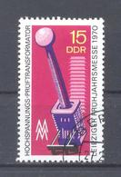 1970   DDR Mi-1552  24. Februar Leipziger Frühjahrsmesse - [6] Democratic Republic