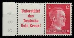 D-REICH ZUSAMMENDRUCK Nr W156 Postfrisch WAAGR PAAR X815DF2 - Se-Tenant