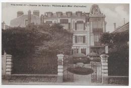 CPA 14 VILLERS SUR MER VILLA HENRI III PENSION DE FAMILLE - Villers Sur Mer