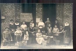 Belgie - Wyneghem Wijneghem -  Steun Comiteit Tijdens Oorlog 1914 /1918 Afdeling Der Soep 1915   -  1920 - België