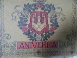 ANTVERPIA ,,,LIVRE EN NEERLANDAIS ET FRANCAIS ,,,,SUPERBE ILLUSTRATION,, COUVERTURES TOILEES - Historia
