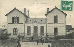 18-4268 :  SAINT-LAURS. LA MAIRIE - Francia