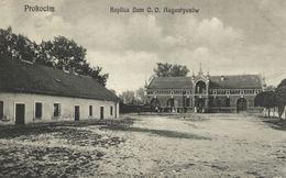 POLSKA - POLAND - KRAKOW - PROKOCIM, Kaplica Dom O.O. Augustyanów - Polonia