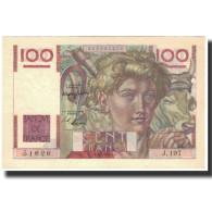 France, 100 Francs, 100 F 1945-1954 ''Jeune Paysan'', 1947-04-03, NEUF - 1871-1952 Anciens Francs Circulés Au XXème