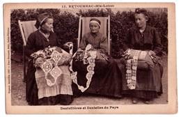 1761- Retournac ( Hte Loire ) - Dentelières Et Dentelles Du Pays - Jean-Bernard éd. à St--Etienne - N°15 - - Retournac