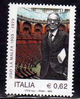 ITALIA REPUBBLICA ITALY REPUBLIC 2003 UGO LA MALFA MNH - 6. 1946-.. Republic