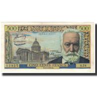 France, 500 Francs, 500 F 1954-1958 ''Victor Hugo'', 1954-03-04, SUP - 1871-1952 Anciens Francs Circulés Au XXème