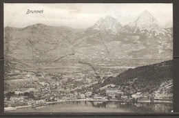 Carte P ( Suisse / Brunnen ) - SZ Schwyz