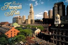 Faneuil Hall Marketplace, Boston, Massachusetts, US Unused - Boston