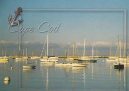 Harbor At Sunset, Cape Cod, Massachusetts, US Unused - Cape Cod