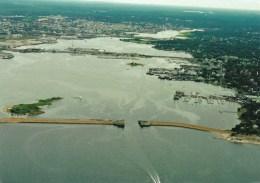 New BedfordFairhaven Harbor On Acushnet River, Massachusetts, US Unused - United States